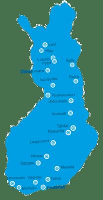 suomen_kartta_hiihtokeskukset_UUSIN_10082018