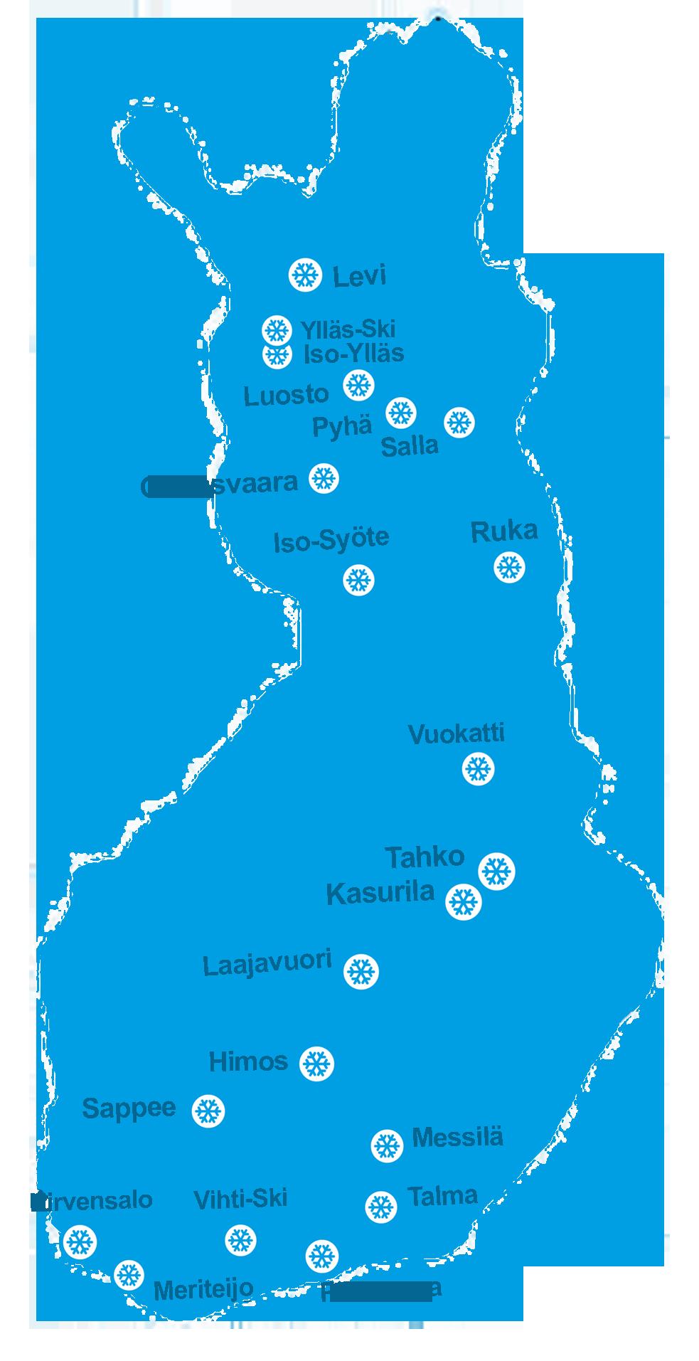 suomen_kartta_hiihtokeskukse