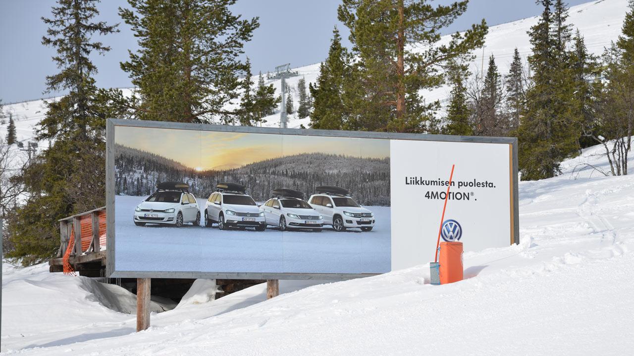 Volkswagen - Ylläs