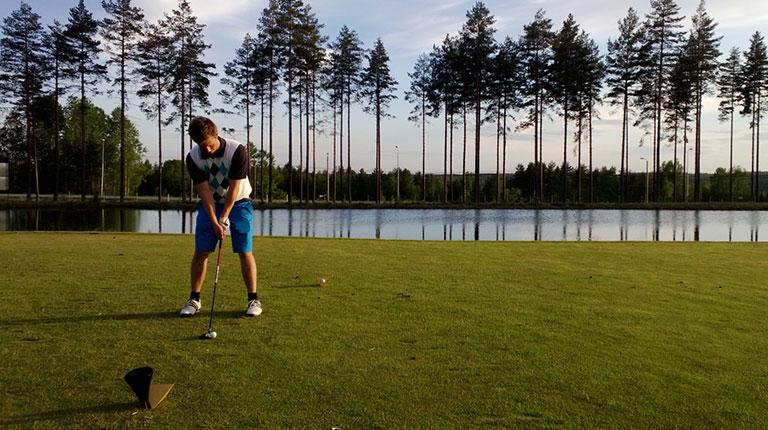 Golfteko