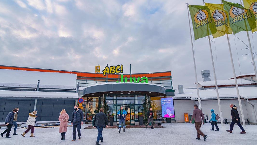 ABC Juva Ulkonäyttö 3-3