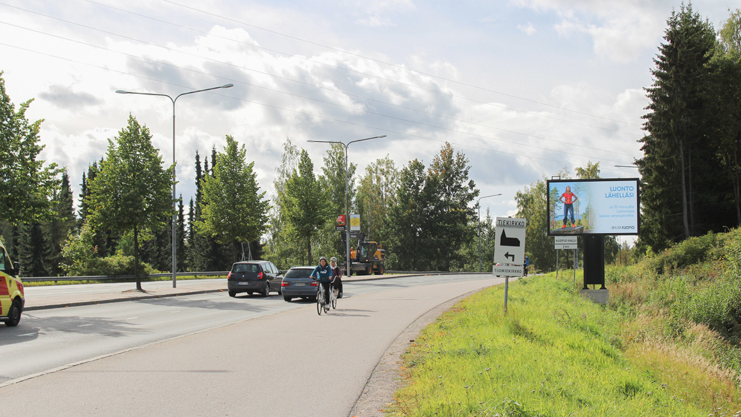 Kellolahdentie Kuopion Kaupunki