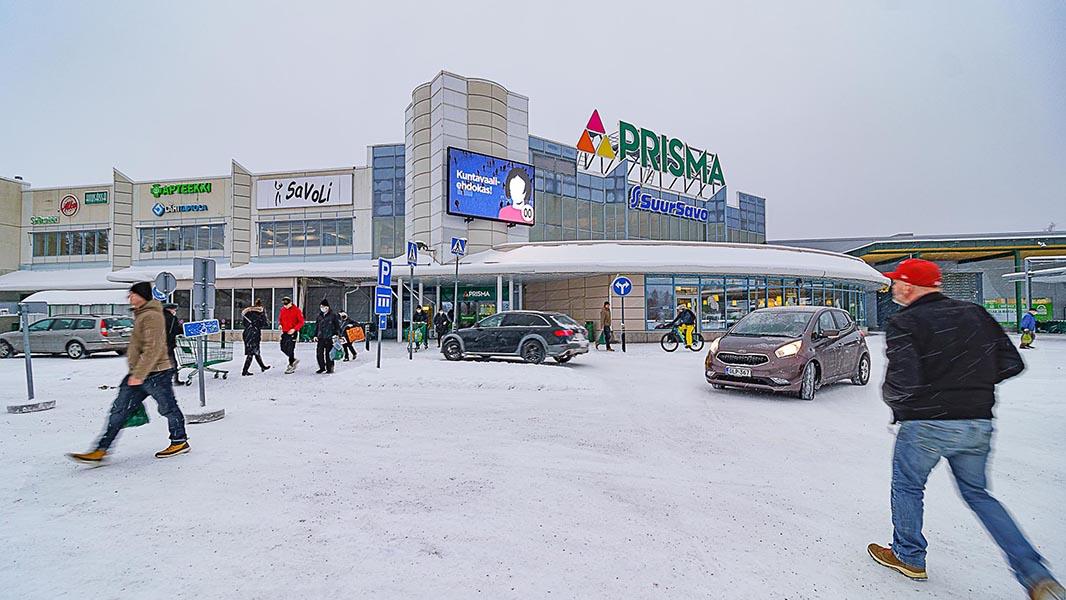 Prisma Savonlinna ulkonäyttö-2