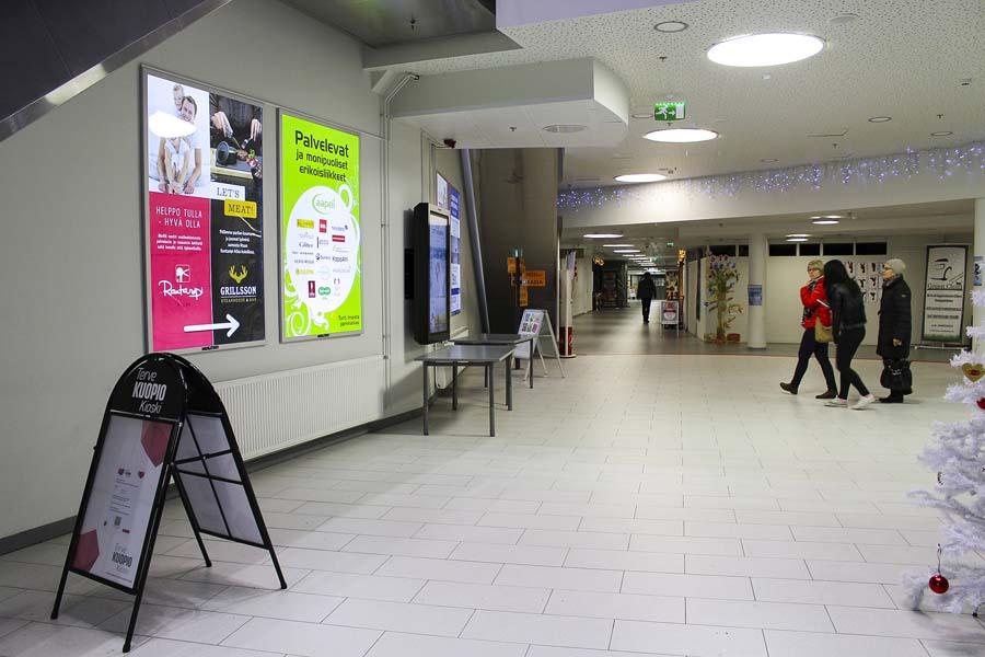 Kuopio Apaja Eurotaulu Grillson Aapeli