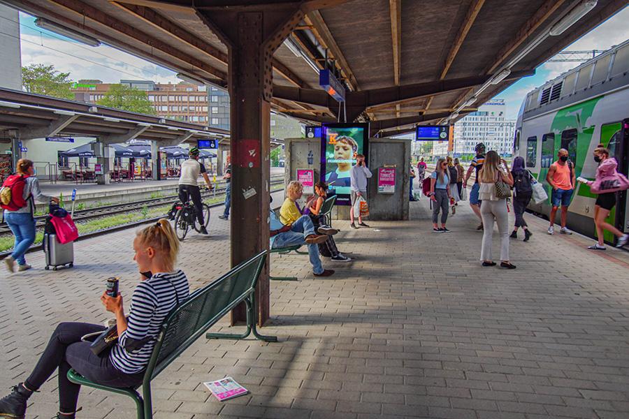 Tampereen asema Kesko (2)